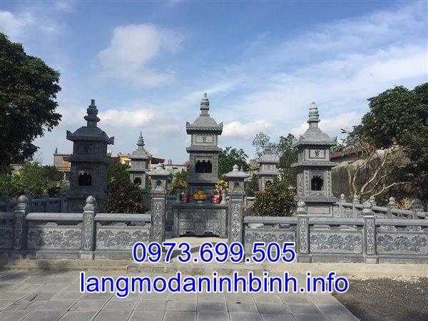 Bán lăng mộ đá giá rẻ tại Hà Nam uy tín chất lượng cao 02
