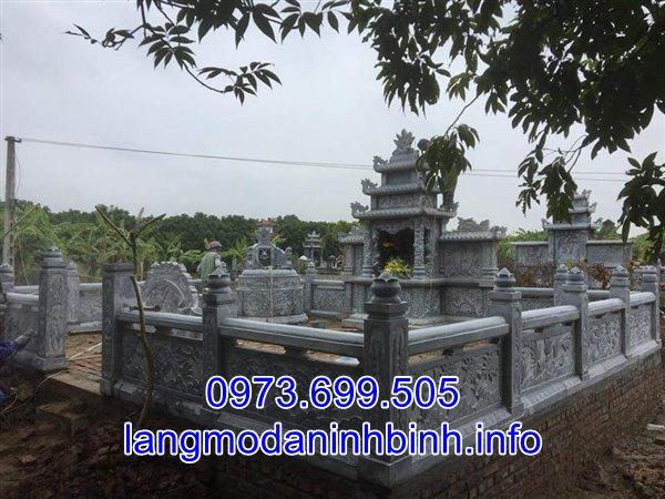 Địa chỉ bán lăng mộ đá giá rẻ tại Hà Nội uy tin chât lương
