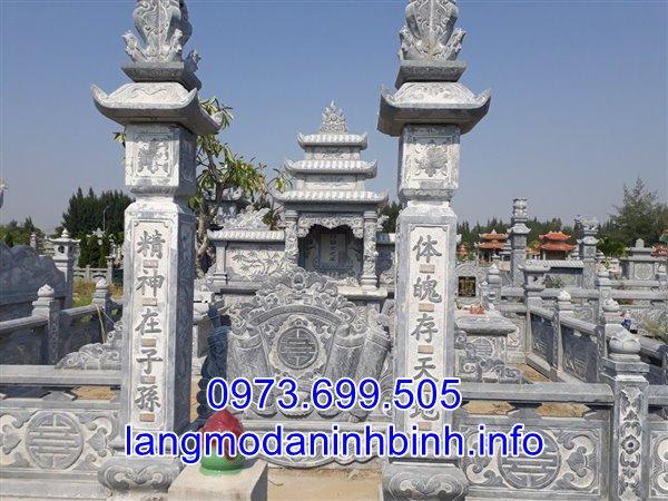 Lăng mộ đá cao cấp giá rẻ bán tại Hải Phòng