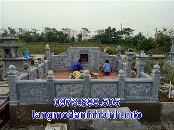Sản phẩm cần bán: Bán lăng mộ đá giá rẻ tại Bắc Ninh uy tín và chất lượng 03 Xay-lap-lang-mo-da-tai-bac-ninh