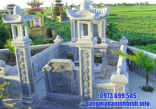 Cơ sở chế tác lăng mộ đá đẹp nhất Việt Nam