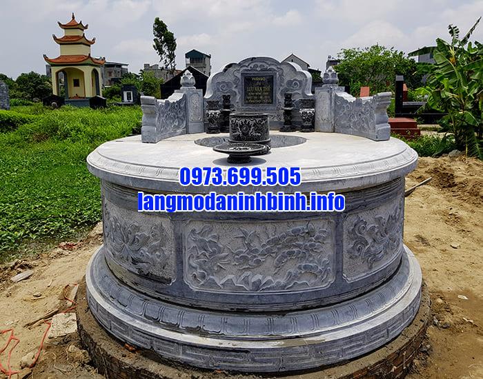 Cơ sở thi công lăng mộ đá Ninh Vân uy tín