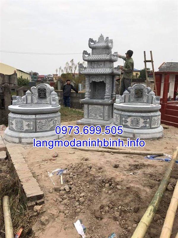 Địa chỉ bán các mẫu mộ uy tín chất lượng nhất tại Ninh Bình