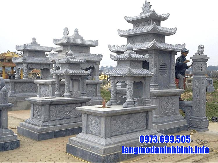 Lăng mộ đá đẹp nhất việt Nam
