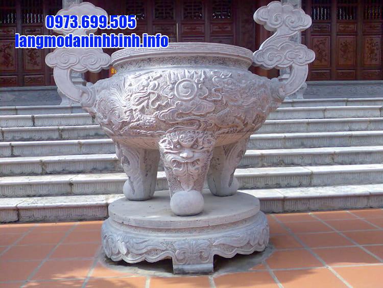 Bán lư hương đá tại Hà Nội