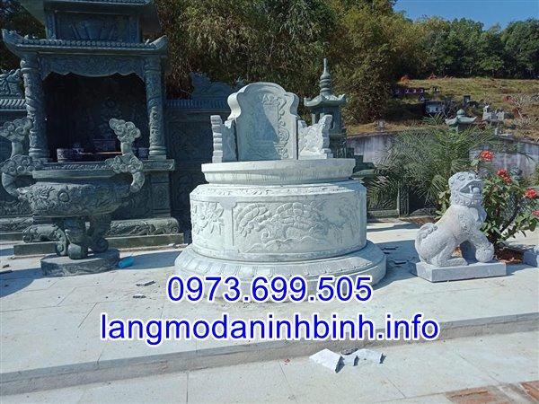 Sản phẩm cần bán: Mẫu mộ tròn bằng đá đẹp chạm khắc hoa văn tinh xảo 01 Kich-thuoc-mo-tron-bang-da-chuan-phong-thuy-theo-thuoc-lo-ban