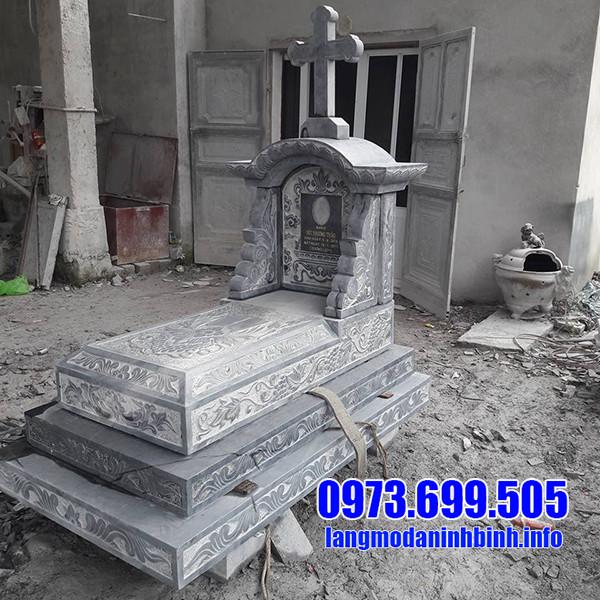 Địa chỉ bán lăng mộ đá uy tín tại Ninh Vân