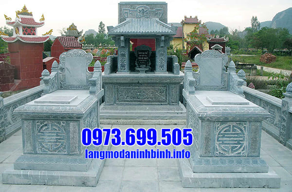 Địa chỉ lắp đặt mộ đá tâm linh uy tín tại Ninh Vân