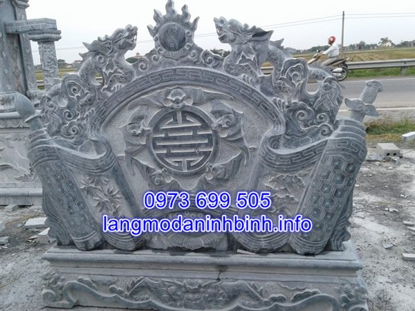Địa chỉ bán mẫu cuốn thư đá uy tín chất lượng nhất tại Ninh Bình
