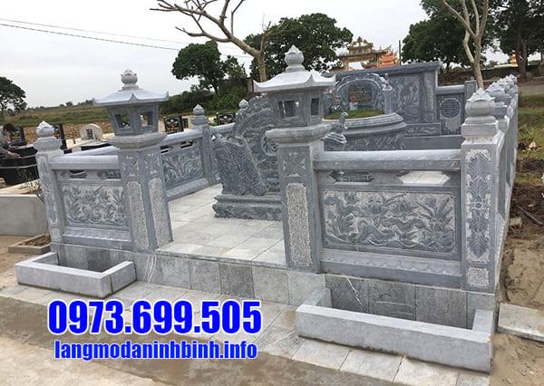 Giá thành khu nghĩa trang gia đình mới nhất