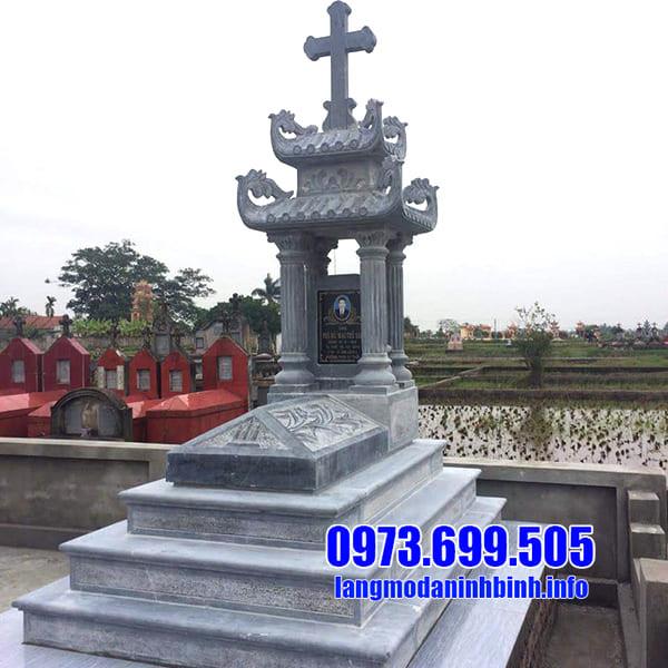 Lăng mộ đá khối đẹp nhất Ninh Vân