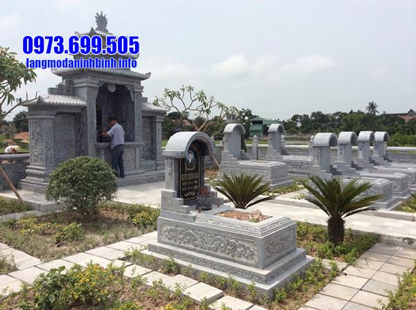 Lăng mộ đá một mái Ninh Vân