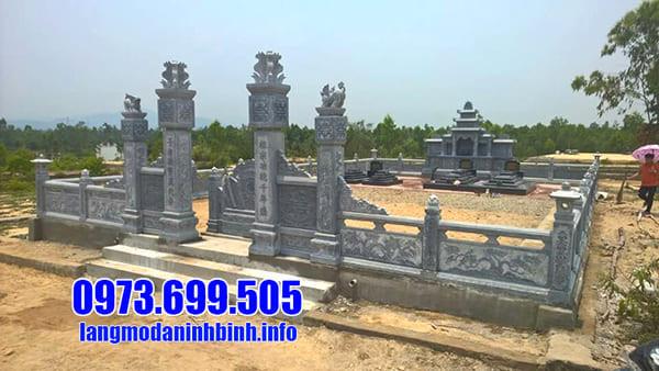 Lăng mộ đá tâm linh Ninh Vân
