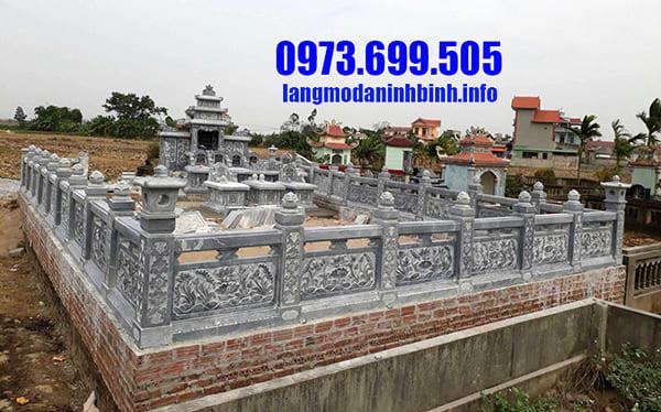 Những mẫu thiết kế khu nghĩa trang gia đình đẹp nhất
