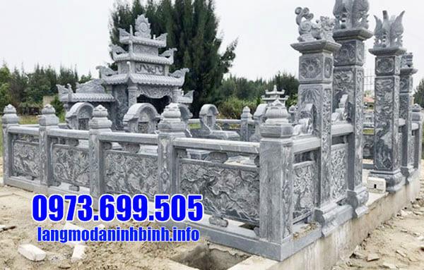 Thiết kế nghĩa trang gia đình đẹp