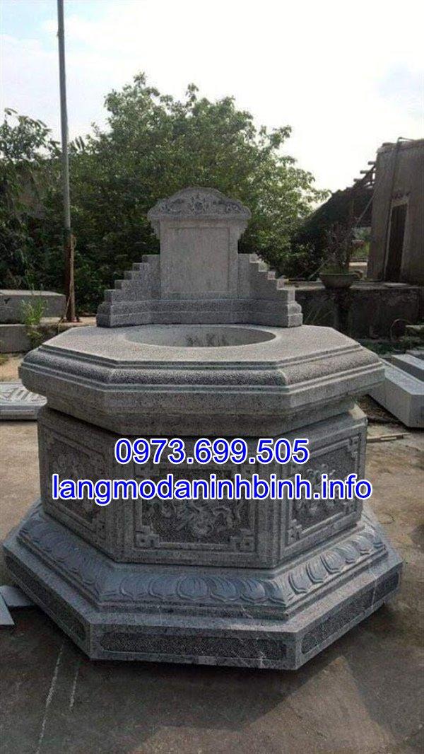 Địa chỉ bán mô đá lục giác uy tín chất lương tại Ninh Vân Ninh Bình