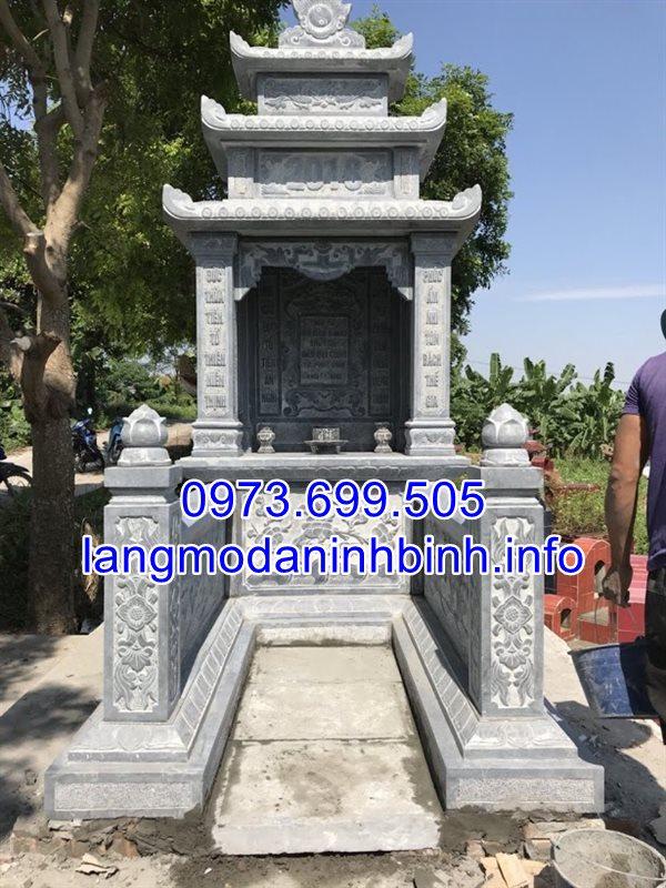 Báo giá xây lắp mộ cụ tổ chính xác nhất hiện nay tai Đá Mỹ Nghệ Ninh Binh