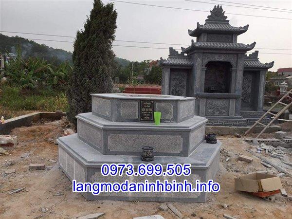 Cơ sở chế tác mộ đá uy tín nhất tại Ninh Vân Ninh Bình
