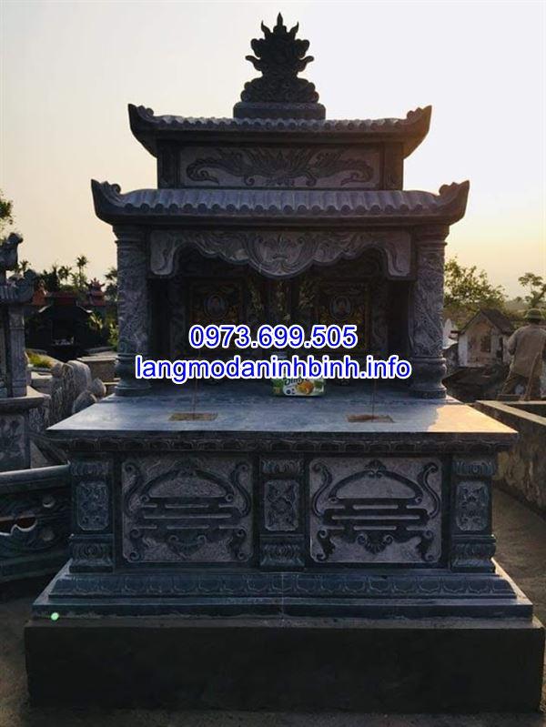 Báo giá mộ đôi bằng đá chính xác nhất tại Ninh Bình;