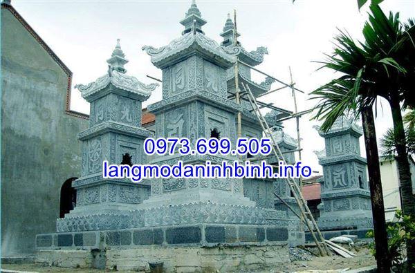 Báo giá mộ tháp đá chính xác nhất tai Ninh Bình
