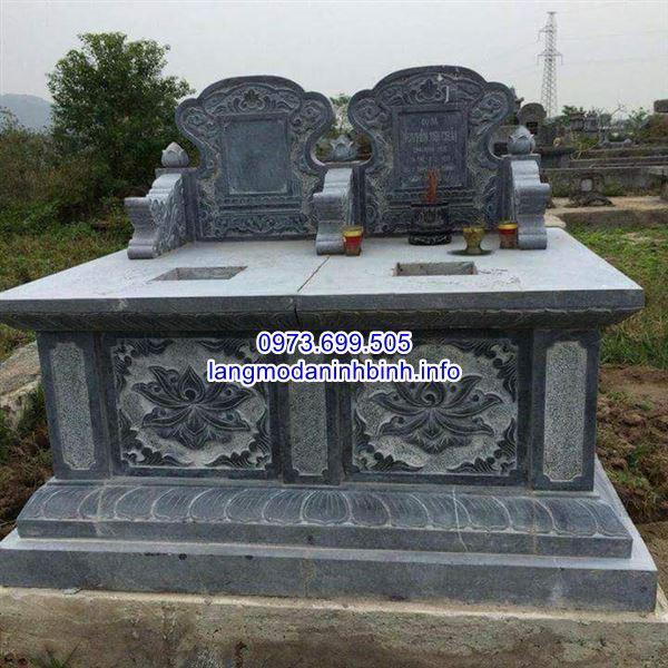 Địa chỉ bán mẫu mộ đôi bằng đá uy tín chất lượng giá hợp lý nhất hiện nay;