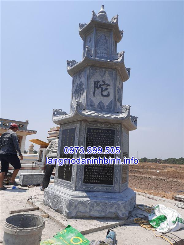 Địa chỉ bán mộ tháp bằng đá uy tín giá rẻ nhất hiện nay