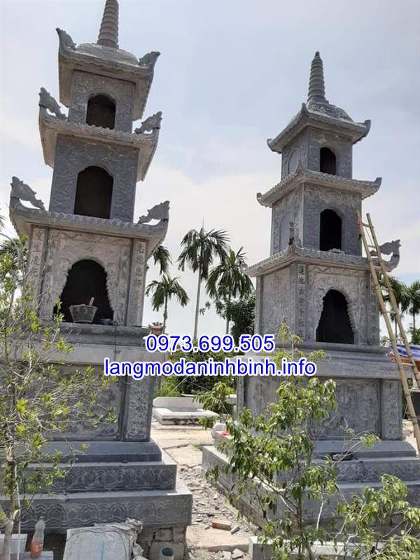 Ý nghĩa tháp mộ phật giáo