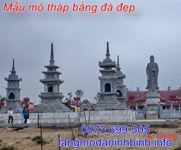 Địa chỉ bán tháp mộ bằng đá uy tín tai Đồng Tháp