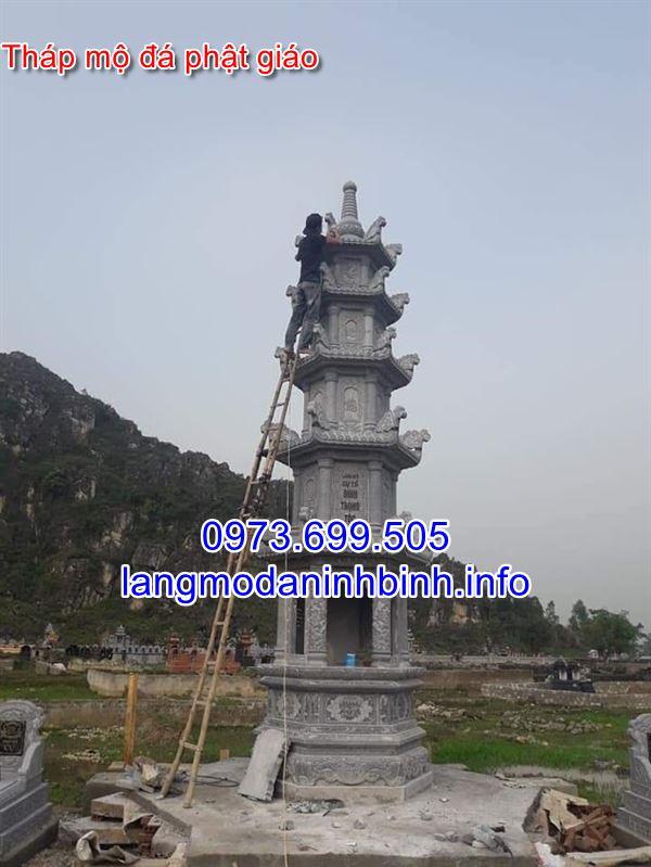 Địa chỉ bán mộ tháp phật giáo bằng đá uy tín chất lượng