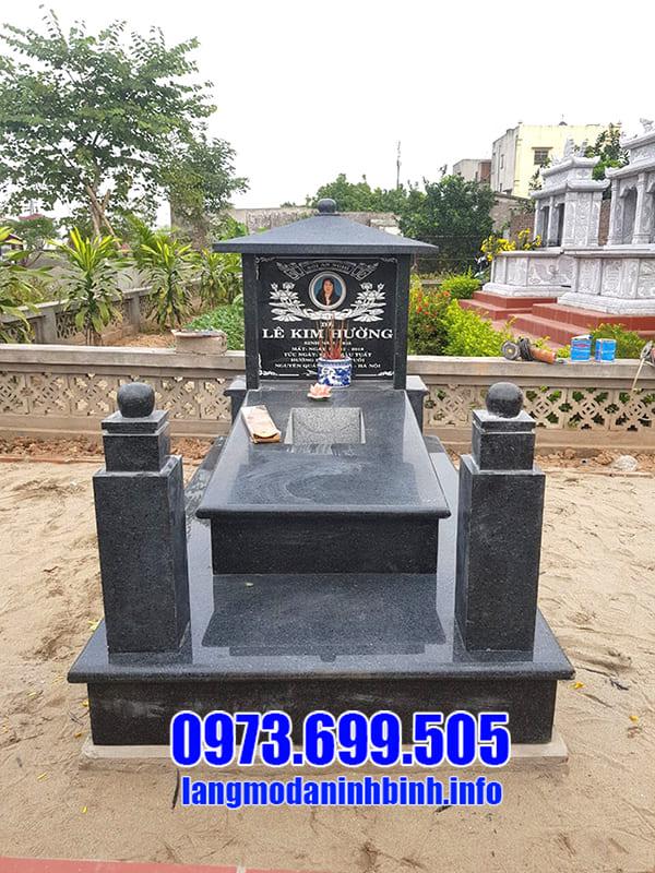 Lăng mộ đá granite Ninh Bình
