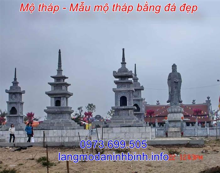 Ý nghĩa mộ tháp đá trong văn hóa tâm linh người việt