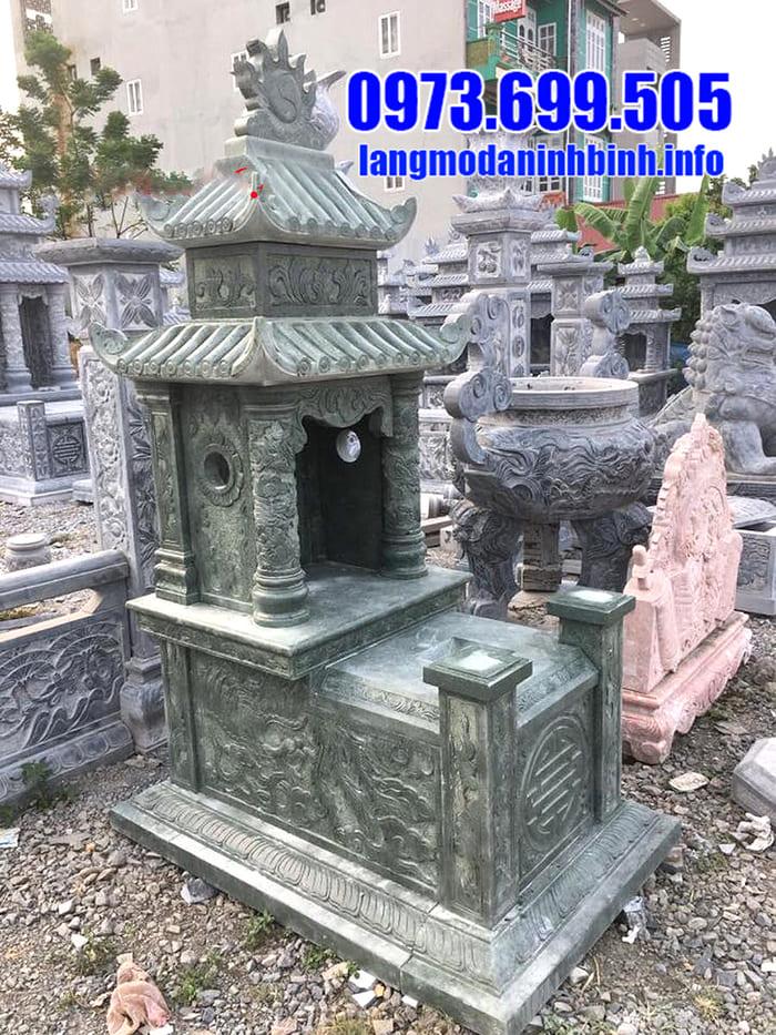 Kiểu mộ xây đẹp nhất