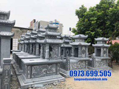 Tổng hợp các kiểu xây mộ đẹp - đơn giản - tinh tế và cực kỳ hiện đại