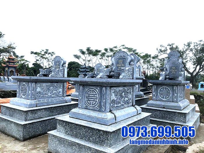 Các mẫu mộ xây đẹp và hiện đại cần phải đáp ứng những tiêu chí nào