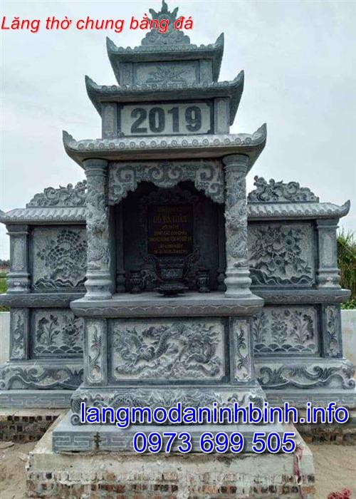 Địa chỉ bán lăng thờ đá uy tín chất lượng giá hợp lý tại Ninh Bình