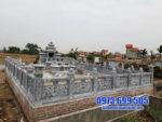 Sản xuất lăng mộ đá Ninh Vân Ninh Bình