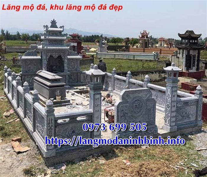 Bán lăng mộ đá - Khu lăng mộ đá đẹp tại vĩnh Phúc