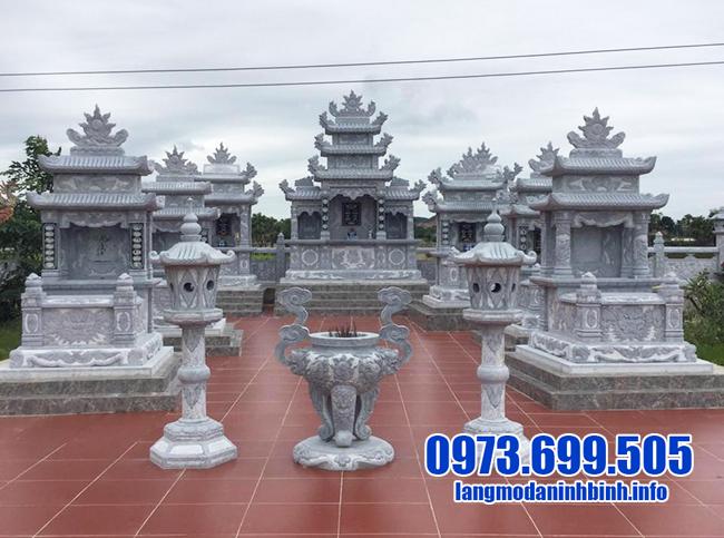 Cơ sở bán lăng mộ đá Ninh Bình