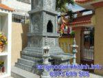 Những mẫu mộ tháp phạt giáo bằng đá đẹp nhất Việt Nam