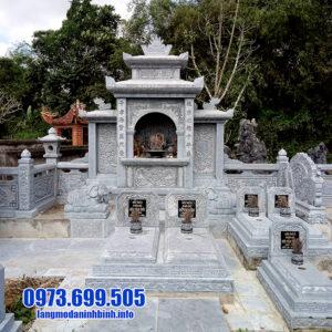 Các mẫu lăng mộ đẹp
