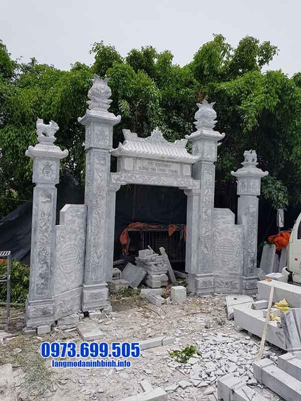 mẫu cổng nhà thờ tổ đẹp nhất
