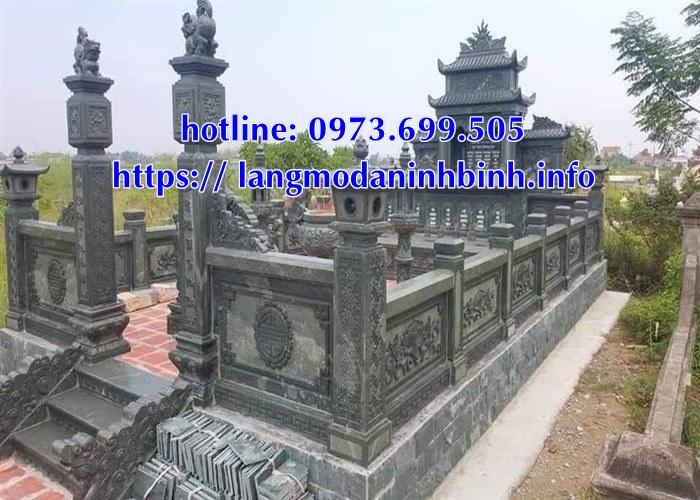 Lăng mộ đá - Địa chỉ bán lăng mộ đá đẹp tại các tỉnh Tây Nguyên