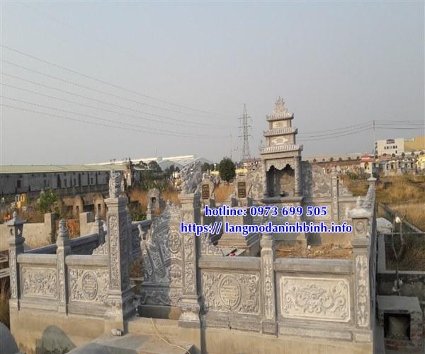 Địa chỉ thiết kế, thi công, bán và lắp đặt lăng mộ đá, khu lăng mộ đá uy tín, giá rẻ nhất hiện nay