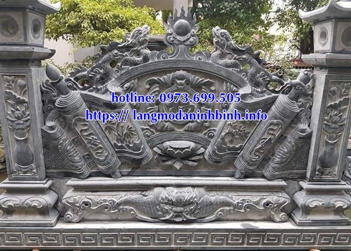 Ý nghĩa cuốn thư đá trấn phong thủy trong văn hóa tâm linh người Việt