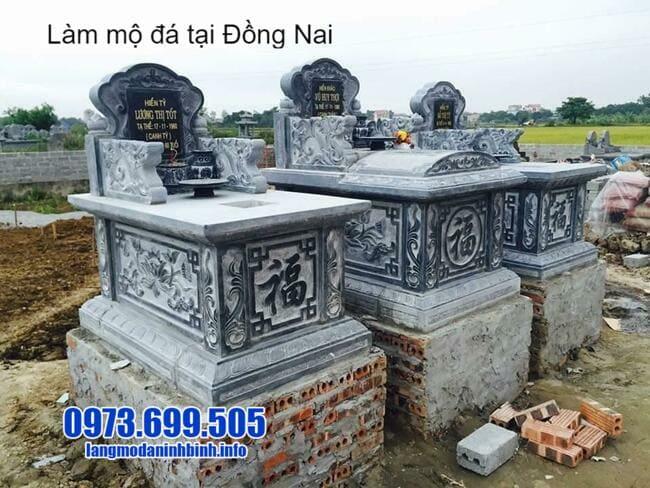 mộ bành đá tại đồng nai