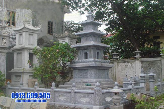 mộ tháp phật giáo tại Huế