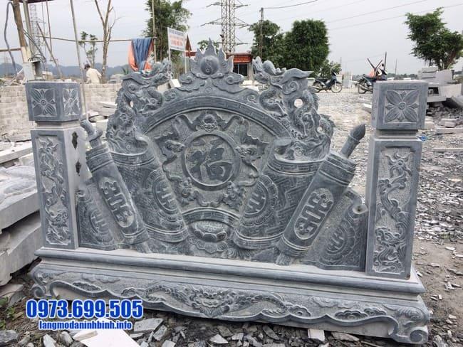 cuốn thư đá tại Thái Bình