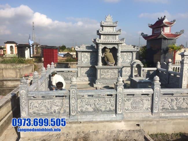 khu lăng mộ đá tại Quảng Bình đẹp