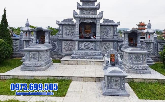 lăng mộ đá tại Quảng Bình