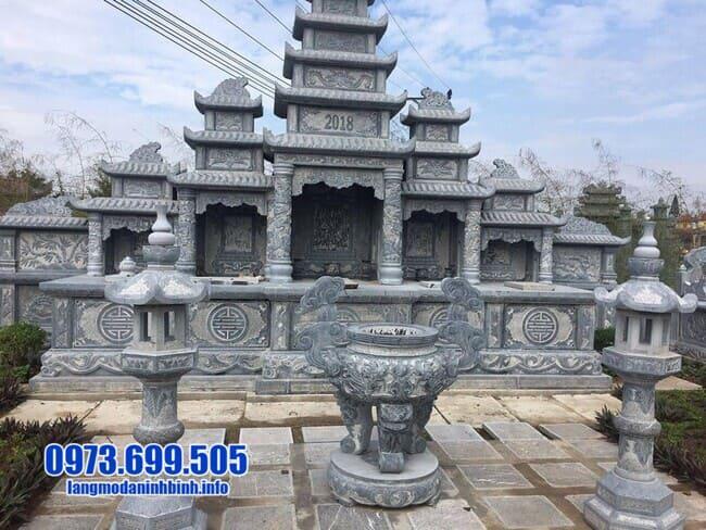 lăng mộ đẹp tại Quảng Bình